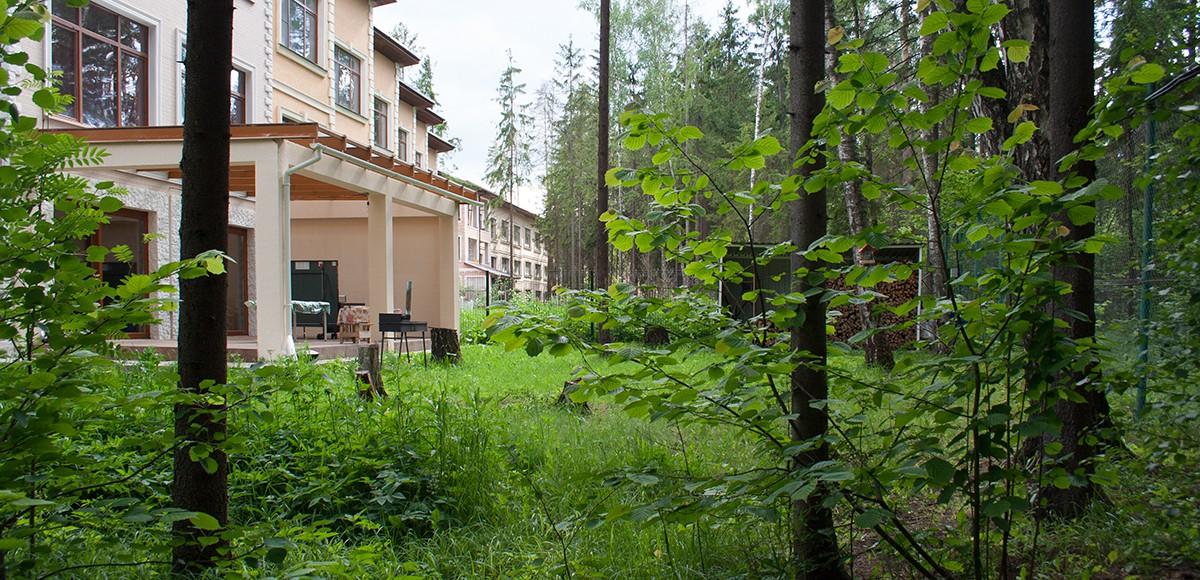 Таунхаус с участком, корпус 3, коттеджный поселок Елочка