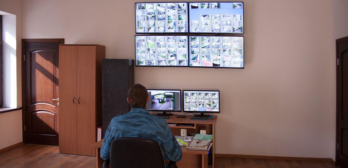 Центр обеспечения безопасности в КП Елочка