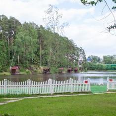 Панорама озера, КП Елочка