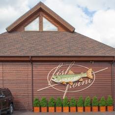 Fish Point, ресторан рядом с КП Елочка