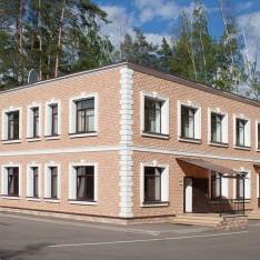 Офис управляющей компании, поселок таунхаусов Елочка
